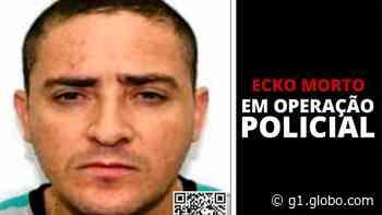 VÍDEO: Ecko, chefe da maior milícia do Rio, é morto pela polícia - G1