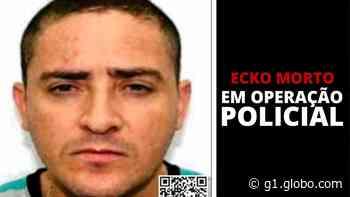 Ecko, chefe da maior milícia do Rio de Janeiro, morre após ser baleado pela polícia - G1
