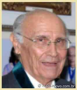 Morre de covid o professor Mario Barbosa Cordeiro - O POVO