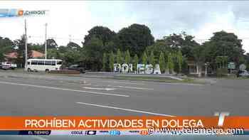 Suspenden actividades deportivas en distrito de Dolega - Telemetro