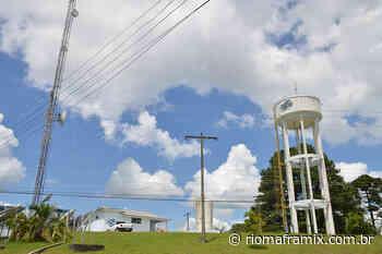 Interligação de rede afeta abastecimento em bairros de Rio Negro - Riomafra Mix