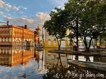 Nível do Rio Negro permanece estável em 30 metros em Manaus - G1