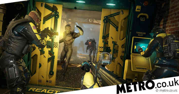Rainbow Six Extraction out this September – has roguelike and stealth elements