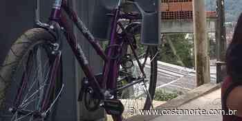 Mulher vai visitar mãe internada e tem bicicleta furtada em Ubatuba (SP) - Jornal Costa Norte
