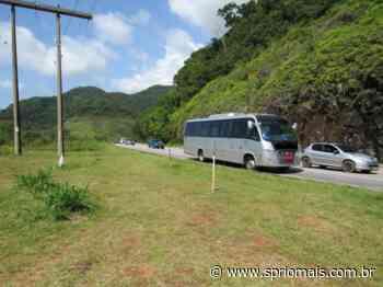 Ubatuba volta a receber vans de fretamento turístico | SP RIO+ - SP Rio +