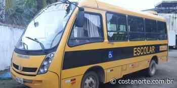Prefeitura de Ubatuba disponibiliza ônibus para jovens que vão prestar vestibular - Jornal Costa Norte