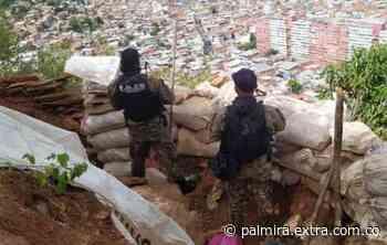 [VIDEO] Régimen de Maduro anuncia despliegue policial en La Vega - Extra Palmira