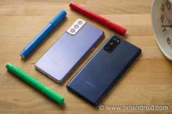 Todo lo que sabemos sobre el Samsung Galaxy S21 FE, ¿el nuevo mejor gama alta? - Pro Android