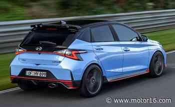 Hyundai lanza en España una completa y deportiva gama N - Motor16