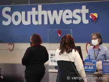 Southwest Airlines coming to Bellingham International Airport
