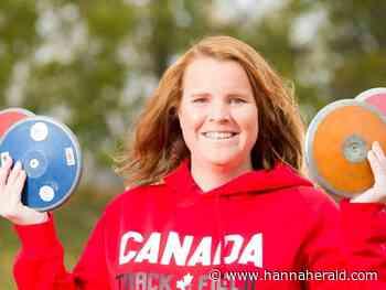 Calgary's Brown inching way to Tokyo Paralympics - Hanna Herald