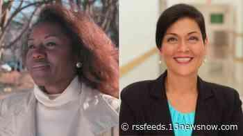 2 women vie to make history as Virginia lieutenant governor