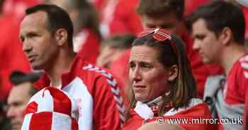 'Christian Eriksen Euros shock a striking reminder that football is just a game'