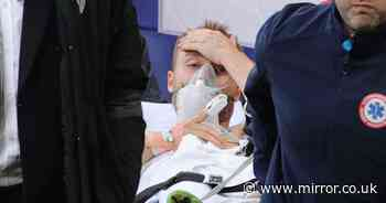 'Christian Eriksen collapse brought whole lives into perspective in an instant'