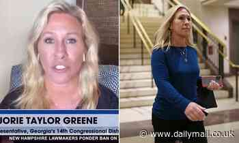 Rep. Marjorie Taylor Greene says she doesn't believe in the 'so-called' science of evolution