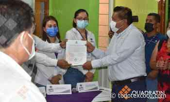 Recibe David Gama constancia de mayoría en Iguala por el PRI-PRD - Noticias de Texcoco