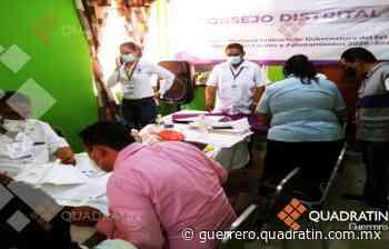 A recuento, todas las casillas para elección de diputado local en Iguala - Quadratin Guerrero