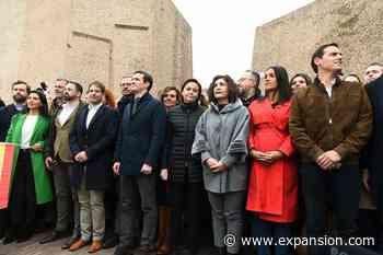 """PP, Vox y Cs vuelven a Colón para decir """"no"""" a los indultos de Sánchez - Expansión.com"""