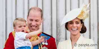 Why Kate Middleton, Prince William and Other Royals Aren't at Trooping the Colour This Year - PEOPLE