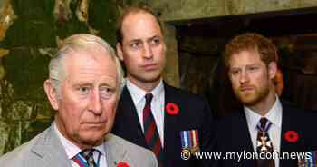 Royal Family rule which means Prince William and Charles should never be on the same flight together - My London