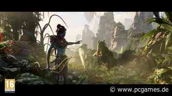 Avatar: Frontiers of Pandora - Spiel zum Cameron-Film enthüllt - PC Games