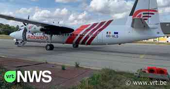 Corona nekt Air Antwerp, luchtvaartmaatschappij die vliegt tussen Antwerpen en Londen houdt het voor bekeken - VRT NWS