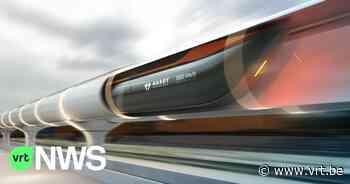In 6 minuten van Antwerpen naar Brussel: Vlaanderen onderzoekt de hyperloop, wat is het en hoe werkt het? - VRT NWS