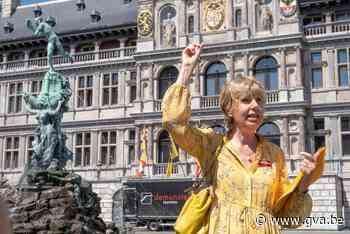 Nieuwe wandeling leidt u door het Antwerpen van 1221 tot nu - Gazet van Antwerpen
