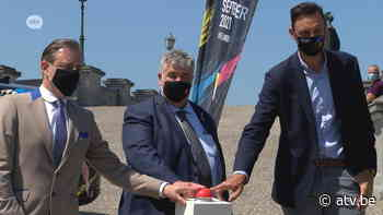 Over 100 dagen start WK wielrennen in Antwerpen - ATV