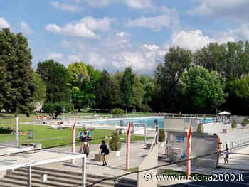 Sabato 12 giugno riapre al pubblico la piscina di Vignola - Modena 2000