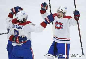 Injured Canadiens forward Jake Evans progressing, will travel to Vegas: coach - Squamish Chief
