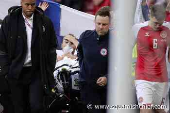 Denmark game at Euro 2020 suspended after Eriksen collapses - Squamish Chief