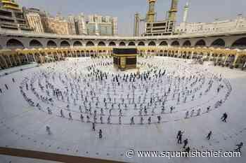 Saudi Arabia says hajj to be limited to 60000 in kingdom - Squamish Chief