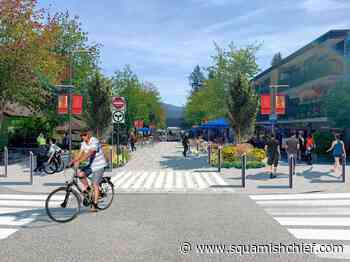 North Vancouver's Deep Cove to get $3.3-million redesign - Squamish Chief