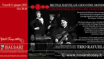 """Borgo Ticino, """"Recital Rayuela - Il gioco del mondo"""" - NovaraToday"""
