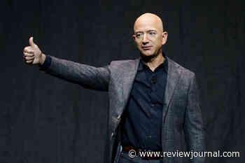 $28M bid gets ride into space with Jeff Bezos