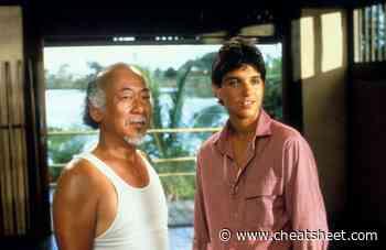 'Cobra Kai': Were 'Karate Kid' Stars Ralph Macchio and Pat Morita Friends in Real Life? - Showbiz Cheat Sheet