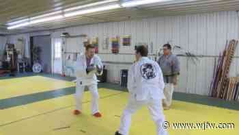 Olympic Try-als: Karate - WJFW-TV