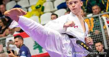 Halifax's O'Neil loses at Olympic karate qualifier in Paris   Saltwire - SaltWire Network