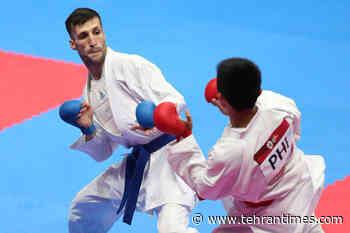 Karate athlete Mahdizadeh fails to qualify for Olympics - Tehran Times