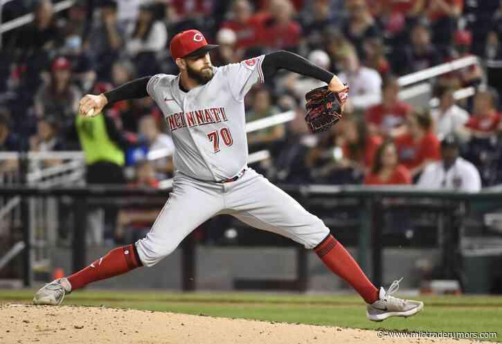 A's Hopeful Trevor Rosenthal Can Return In Mid-August
