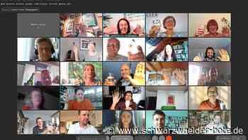 Straubenhardt - Auftakt für weitere Bürgerbeteiligung - Schwarzwälder Bote