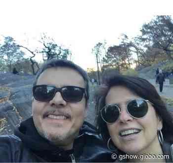 Cassio Gabus Mendes se declara para Lídia Brondi no Dia dos Namorados: 'Te amo' - gshow