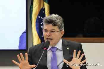 """Medeiros vê risco de Mauro Mendes levar """"taca"""" se continuar batendo em Bolsonaro - MinutoMT"""
