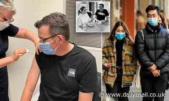 Dan Andrews gets his coronavirus jab as he reveals when he's back at work