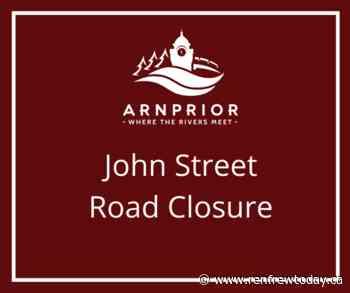 Road closures for new Arnprior movie   96.1 Renfrew Today - renfrewtoday.ca