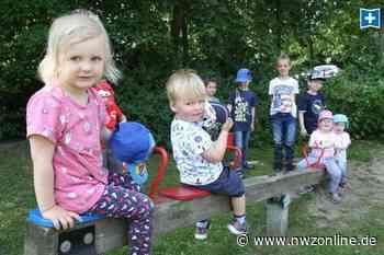 Kinderbetreuung in Butjadingen: Ab 2024/25 reichen die Kita-Plätze nicht mehr aus - Nordwest-Zeitung