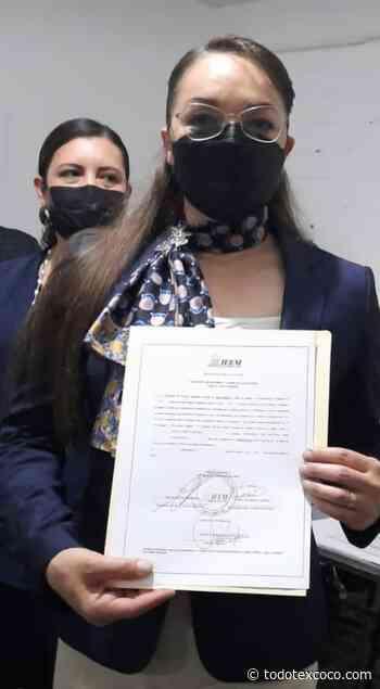 Ivette Topete ya es alcaldesa electa de Amecameca - Noticias de Texcoco