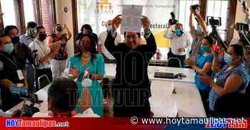 Tamaulipas Entregan constancia de mayora al presidente electo de Matamoros - Hoy Tamaulipas
