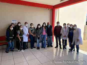 Wenceslau Braz é o quinto município no ranking de vacinação na 19ª Regional de Saúde - Folha Extra